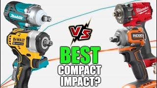 Best Cordless Compact? Dyno Says It's Not Close: Makita & Ridgid vs M18 & DeWalt Ep54