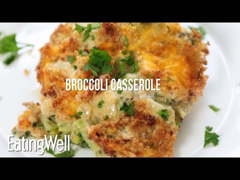 Video How to Make Healthy Broccoli Casserole