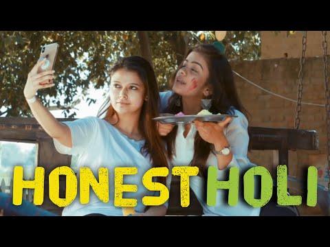 Honest HOLI Celebration- ODF   Holi Special