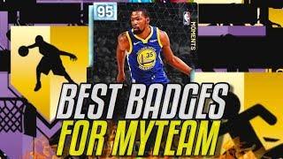 Important Badges for MyTeam NBA2K19: Win More Games Guaranteed
