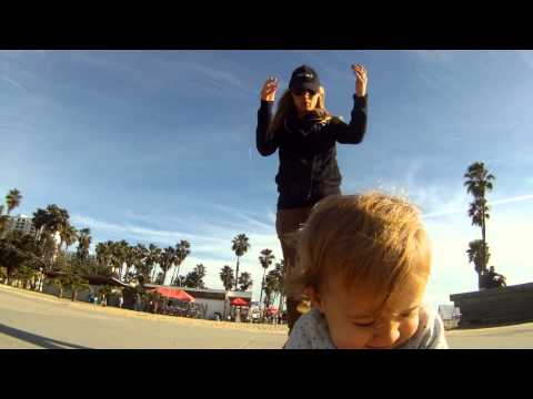 Babies Riding Skateboards With GoPros Is Why We Invented Technology