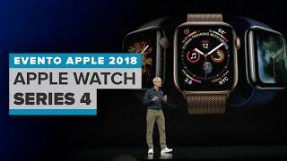 Apple Watch Series 4: una pantalla grande y electrocardiograma integrado