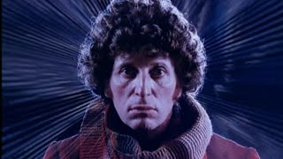 Fourth Doctor Titles Version 1 (1974-80, Robot à The Horns of Nimon)