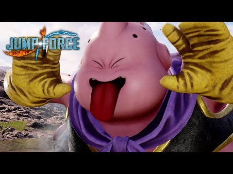 Trailer Majin Buu de Jump Force