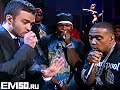 50 Cent, Justin Timberlake, Timbaland - Ayo Technology live on MTV VMA 2...