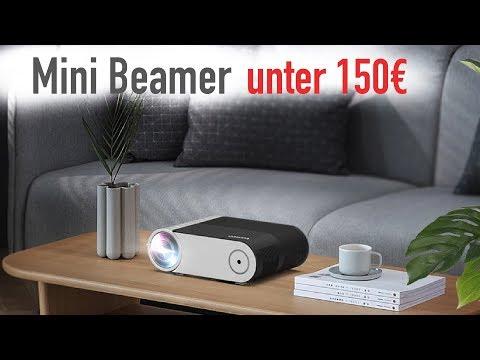 DER BESTE LED (MINI) BEAMER UNTER 150€!!