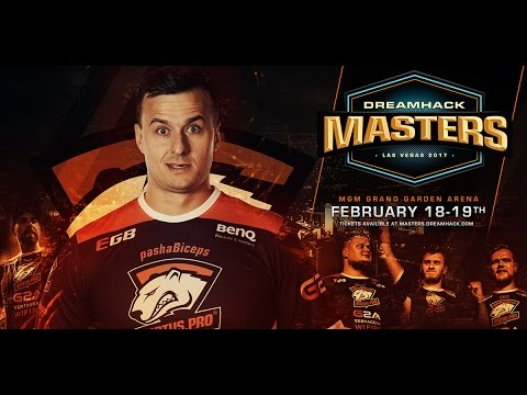 Dreamhack Masters Las Vegas invite Virtus Pro