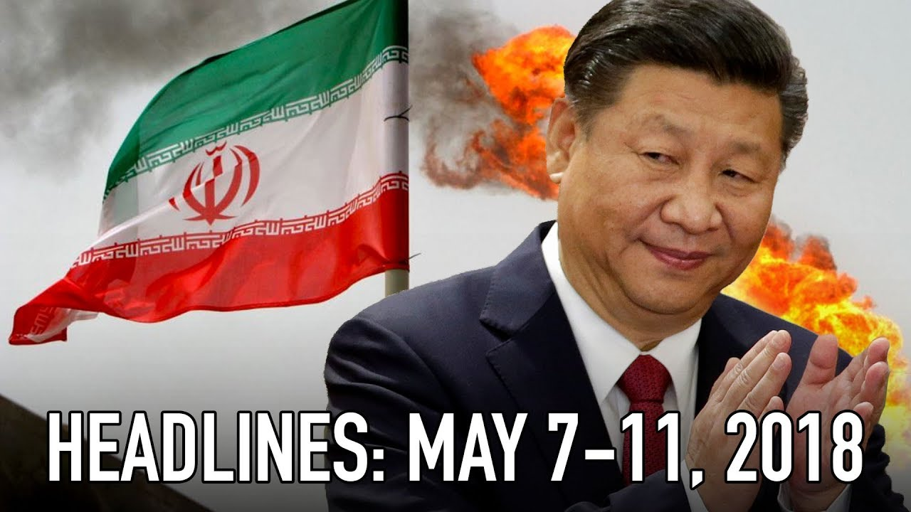 Why Does China Like Iran Sanctions? thumbnail