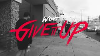 SIX60 Dont Give It Up lyric video Video