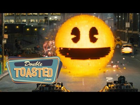 PIXELS - Double Toasted Review