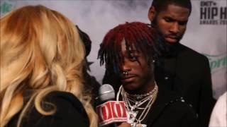 Lil Uzi Vert  BET Hip Hop Awards 2016 Exclusive Interview русский перевод