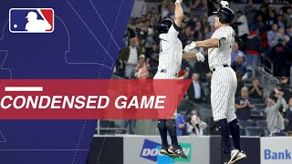 Condensed Game: BOS@NYY - 5/9/18