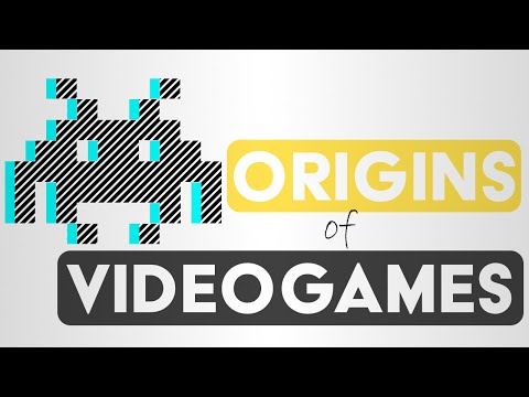 The Forgotten Origins of Video Games