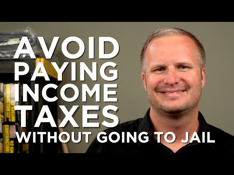 AVOID Paying Income Taxes for Your Junk Removal Business Without Going to Jail!