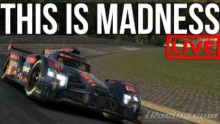 iRacing - The Tractor Takes On The Nordschleife