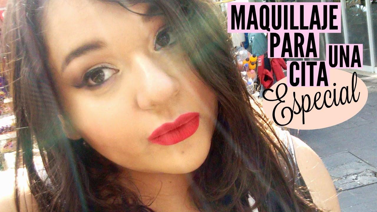 DemelzaMakeup - Maquillaje para una cita especial