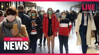 ARIRANG NEWS [FULL] : COVID-19 not yet &39pandemic&39: WHO chief