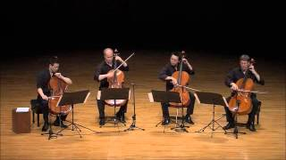 Libertango by Astor Piazzolla, at the Barclay Memorial