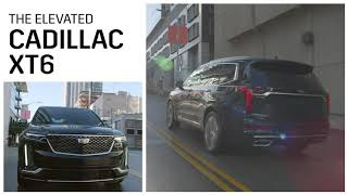 YouTube Video 1fuSIcxfgBc for Product Cadillac XT6 Crossover by Company Cadillac in Industry Cars