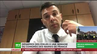 Crise chez les maires de France : Macron sèche leur congrès annuel