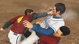 Gambar cover Yakuza 6: Baseball Battle - Tsuyoshi Nagumo Boss Fight
