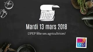 L'IPEP fête ses agricultrices le mardi 13 mars 2018