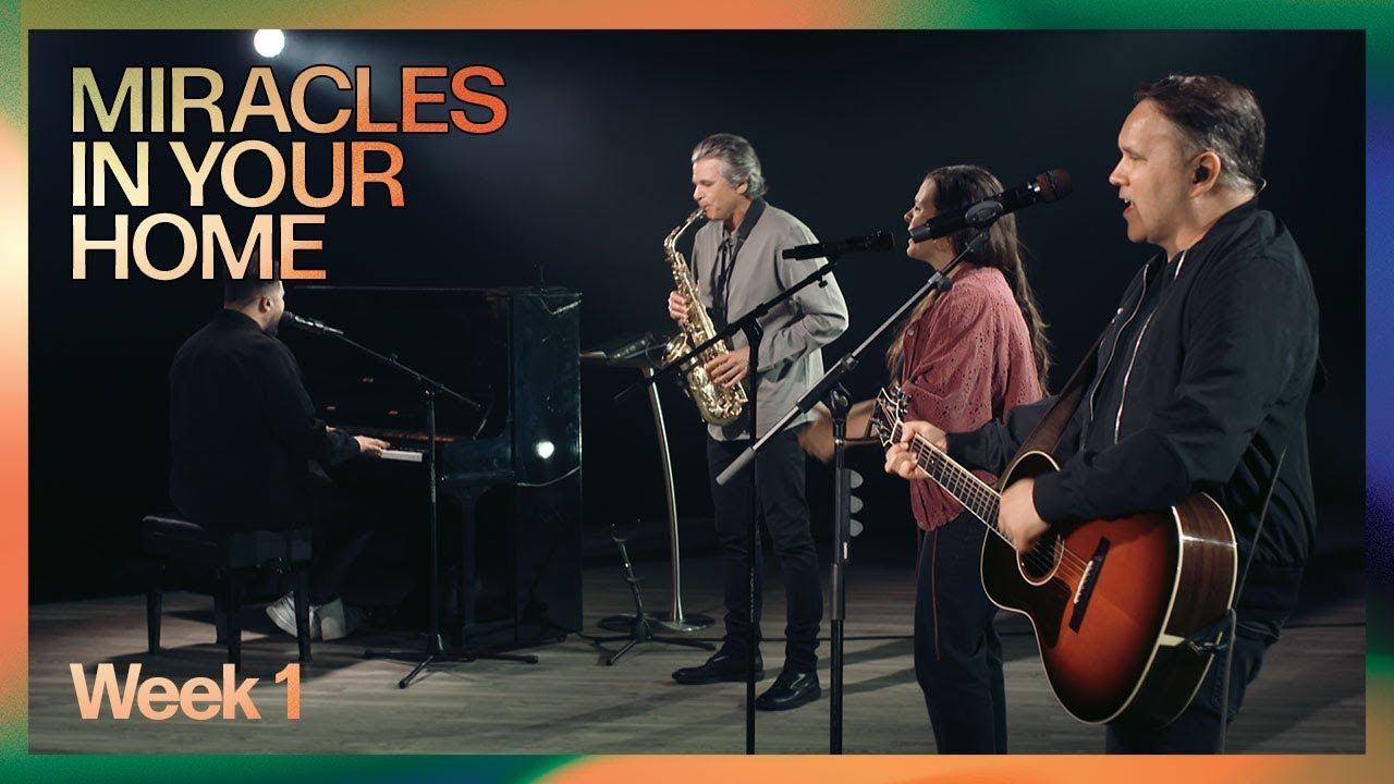 Miracles In Your Home  by  Matt Redman and Jentezen Franklin