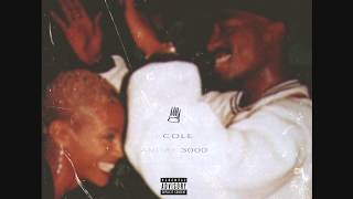 """J.Cole ft. Andre 3000 - """"Time Will Tell"""" (Audio)"""
