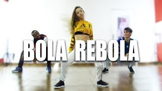 BOLA REBOLA - Tropkillaz, J Balvin, Anitta Ft. MC Zaac   Coreógrafo Tiago Montalti