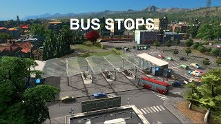 HOW TO: Bus Stations | Cities:Skylines