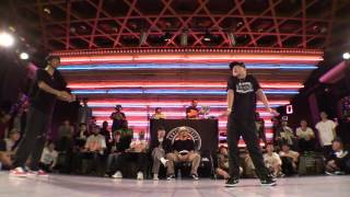 MACCHO vs P→☆ @ POPPING FOREVER JAPAN 2016 CALL-OUT BEST 6 BATTLE