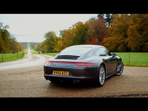 New Porsche 911 Carrera 4: Part 1