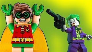 Кто предал Джокера? Лего мультики на русском, новые серии 2018. Мультики для детей