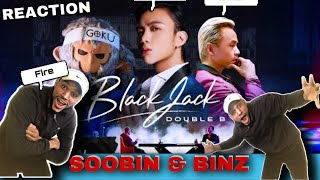SOOBIN & BINZ(DOUBLE B)- BlackJack ft. GOKU (OFFicial Music Video)