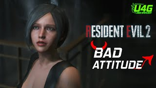 Bad Attitude Gameplay and Cutscenes