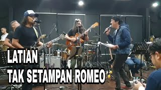Tak Setampan Romeo ( Ikang Fawzi , Glenn Fredly, Gugun GBS & Ello )