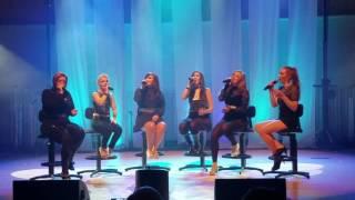 Remedy - Adele Cover (A Cappella) - Stiletta #SingStrongNY