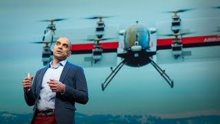 How autonomous flying taxis could change the way you travel | Rodin Lyasoff