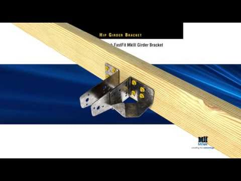 MGB0689 Hip Girder Bracket