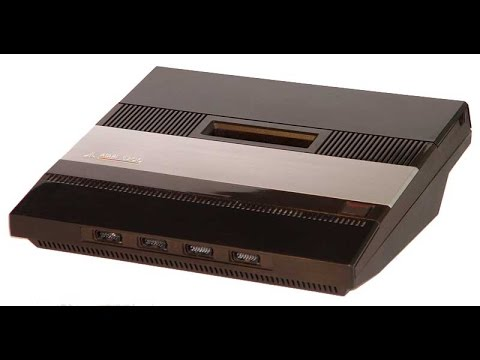 All Atari 5200 Games - Every Atari 5200 Game In One Video