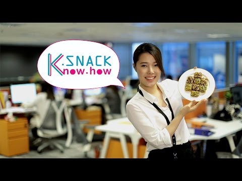 Video [M Vlog] K-Snack Know-How #8 – Healthy Office Snacks