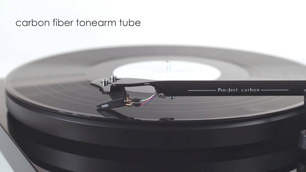 Pro-Ject Debut Carbon DC Turntable // USB Output video thumbnail