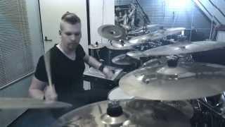 """RAMMSTEIN   """"Morgenstern""""   Drumcover By Tim Zuidberg"""