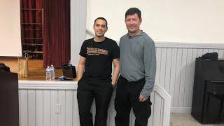 Padre Luis Toro en Nativity Church Fl