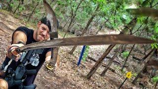 How Strong Are Samurai Swords?!?!?