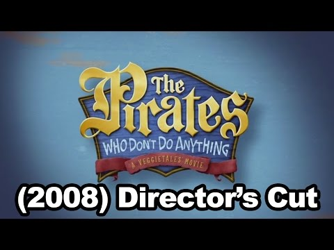 The Pirates Who Don't Do Anything Movie (2008) (Director's Cut) (Christian Nutrition)