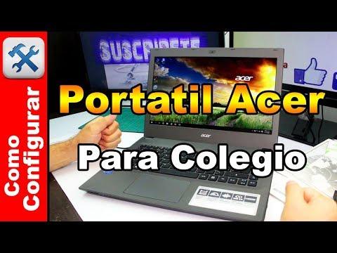 Portatil Acer Aspire E14 de 14 pulgadas características precio Colombia