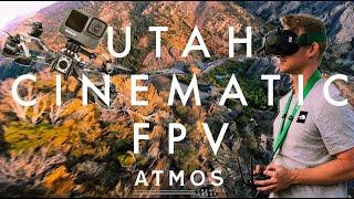 Utah Cinematic FPV || 2020