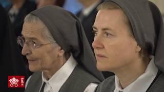 Papa Francesco messa a Casa santa Marta 2019-09-17