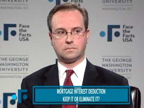 Is it time to end the mortgage interest tax deduction?
